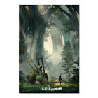 Nier Automata Game Poster - Official Key Art Square Enix - High Quality Prints