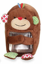 NWT MUD PIE BABY Ouch Pouch Ice Pack Boo Boo Monkey Plush