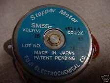 Fuji Stepper Motor Sm55 16 Volts