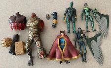 Marvel Legends Fodder Lot Of Action Figures Spider-Man Strange See Description