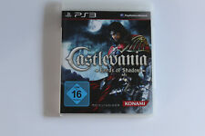 Playstation 3 PS 3 Spiel Castlevania Lords of Shadow