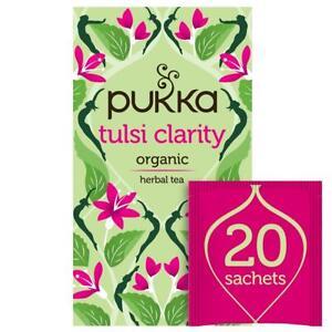 Pukka Tulsi Clarity  - 20 Teabags