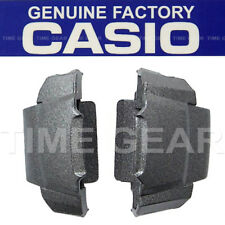 CASIO ORIGINAL G-SHOCK BLACK 2PC COVER END PIECES 6H & 12H MTG910 MTG911 MTG920