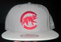 Chicago Cubs Snapback Hat Cap Baseball 9Fifty New Era M/L MLB