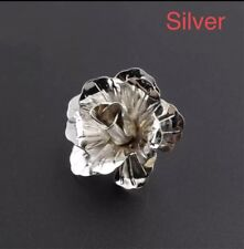 Men's Rose Flower Brooch Lapel Badge Suit Pin Wedding Party Fashion Accessories