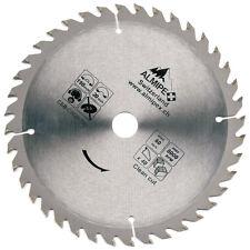 HM-Sägeblatt/Kreissägeblatt für Kreissäge Ø 190 x 20/16 mm, 40 Zähne, NEU