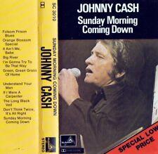 JOHNNY CASH Sunday Morning Coming Down - Cassette - Tape   SirH70