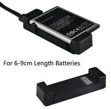 Universal Travel Battery Charger Dock For Samsung i9300 Galaxy S3 S4 S5 LG HTC