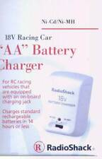 RadioShack 23-349 RC Car & Walkie-Talkie Battery Charger 18V AA Ni-Cd and Ni-MH