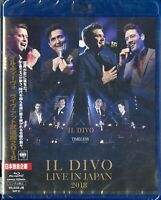 IL DIVO-LIVE IN JAPAN 2018-JAPAN BLU-RAY N58