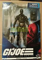 "GI Joe Classified Wave 1 Snake Eyes 6"" Figure NEW! CASE FRESH! YO JOE!  G.I. Joe"
