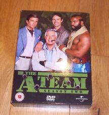 The A-Team - Series 2 (DVD, 2005, 6-Disc Set, Box Set)
