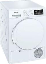 Siemens WT43N200 Kondensationstrockner 7,0 KG    EEK: B Display Startvorwahl
