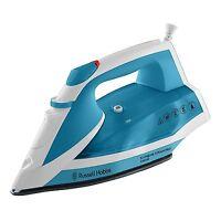 RUSSELL HOBBS 23050 SUPREME STEAM IRON, 2400 W, WHITE & BLUE, **BRAND NEW**