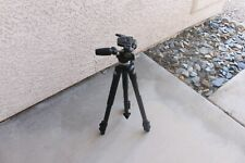 Manfrotto 055XB 3-section Aluminum Tripod with 804RC2 Head Kit