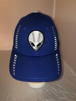 Las Vegas 51s Alien Minor League New Era Blue Adjustable Youth Child Cap Hat