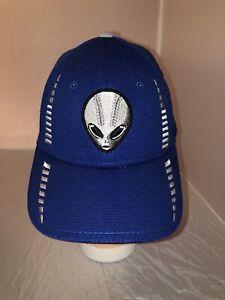 Las Vegas 51s Alien Minor League New Era Blue Adjustable Youth Child Hat