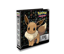 Pokemon Ultra Pro Pokemon EEVEE 3-RING D-RING BINDER w/ 20 pages BRAND NEW!!