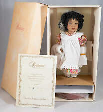 """Kendra"" Paulinette Doll by Pauline Bjonness-Jacobsen - Htf - New - Nrfb"