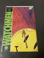 Watchmen 1 1986 Good Condition
