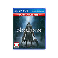 Bloodborne PlayStation Hits Edition PS4 2018 English Chinese Factory Sealed