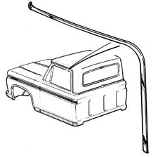 Ford 1973-79 Truck 1978-79 Bronco Roof Drip Rail Molding L Side D3Tz-1051727-A