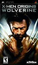 X-Men Origins: Wolverine PSP New Sony PSP