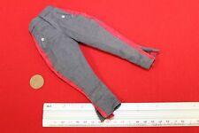 Dragon 1/6TH escala Segunda Guerra Mundial alemán oficiales pantalones con raya roja CB31130