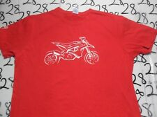 Large- Ducati Event Staff Employee T- Shirt