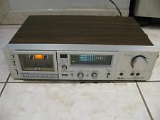- AKAI GX-F35 - Single Tape Cassette Deck- Made In Japan