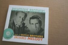 "RIGHTEOUS BROTHERS, ""UNCHAINED MELODY""  CD   CURB LABEL    (10) TUNES  1990"