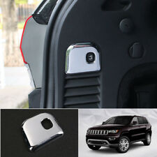 abs Chromed Electric Tailgate Switch Cover Trim for Jeep Grand Cherokee 11-18