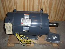 Dayton AC Motor, 3KW48 A, 20 HP, 3530 RPM, 254T Frame, 208-230/460VAC, UNUSED!!!