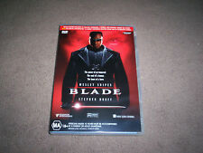 BLADE DVD LIKE NEW WESLEY SNIPES VAMPIRE HUNTER STEPHEN DORFF MARVEL COMICS
