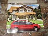 2009 Dodge Grand Caravan Van 32-page Original Car Sales Brochure Book Catalog
