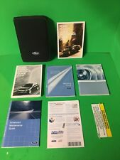 2009 FORD FUSION  OWNERS GUIDE MANUAL & CASE  FREE U.S SHIPPING
