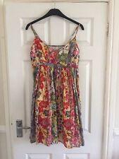 Joe Browns Cotton Mini Floral Dresses for Women