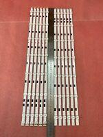 2pcs LED strip 2014SVS60 7032SNB H7000 L96 R96 131230 For Samsung UN60H7150AF TV