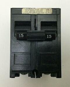 MURRAY MP215 15 AMP 15A 2-POLE CIRCUIT BREAKER TYPE MP