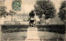 CPA PARIS (18e) La Semeuse. Square Saint-Bernard (539678)