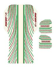 Tonykart 401 S style Bundle-Plancher & Réservoir Autocollants-Karting jakedesigns