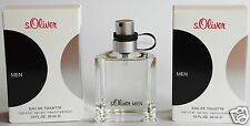 s.Oliver Men Eau de Toilette EdT     2 x 30 ml (EUR 44,83 / 100 ml)