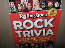 NEW! Rolling Stone ROCK TRIVIA Special Collectors Edition The BEATLES Bob DYLAN