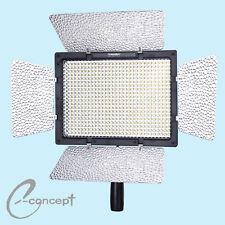 YONGNUO YN600L with 600pcs 5500K LED Studio Video Light for Canon Nikon Sony