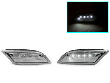 DEPO 2012-14 Mercedes W204 Coupe/Sedan White LED Clear Bumper Side Marker Light