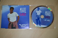 Miguel Saez - No quiero que se vaya.CD-Single (CP1708)