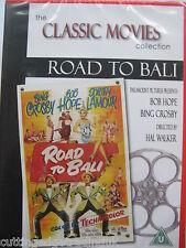 Road to Bali Bob Hope Bing Crosby (DVD, 1953) NEW SEALED Region 2 PAL
