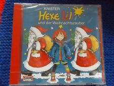 HÖRBUCH CD  HEXE LILLI UND DER WEIHNACHTSZAUBER IN OVP FOLOIE EINGESCHWEISST*TOP