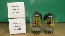 Pair of Western Electric JW 5842 417A Vacuum Tubes