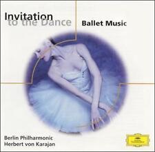 Ballet Music by Herbert von Karajan/Berliner Philharmonic CD! BRAND NEW! SEALED!